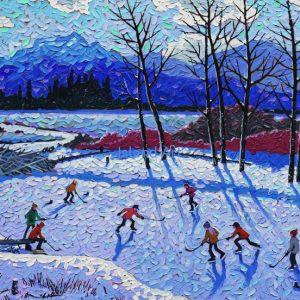 Bill Brownridge-Beaverdam Hockey
