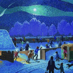 Bill Brownridge-I Loved The Night Rink
