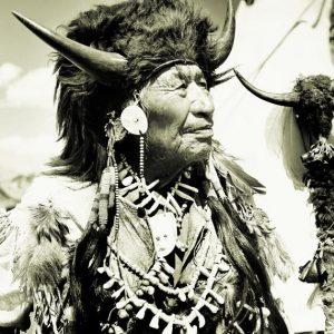 Bruno Engler-Chief Walking Buffalo