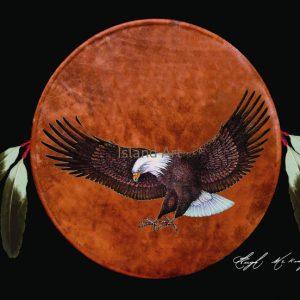 Hugh McKenzie-Eagle Drum