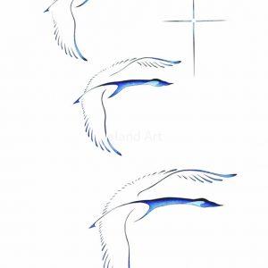 Hugh McKenzie-Three Geese