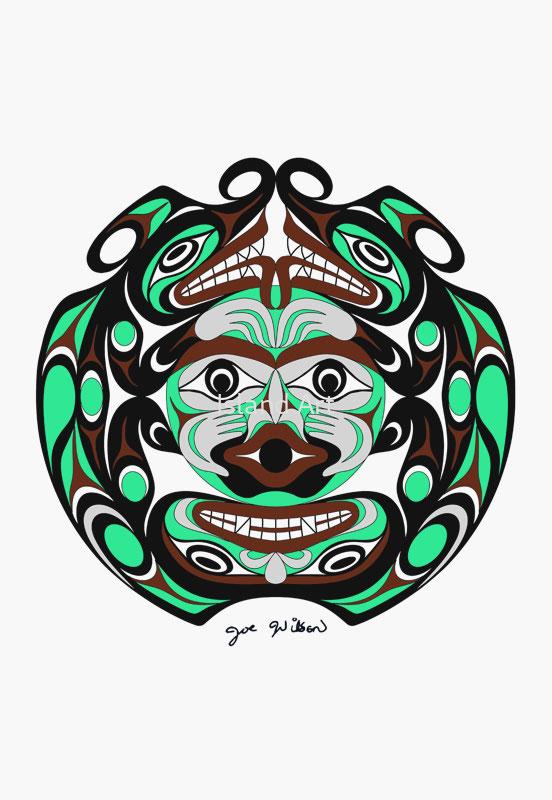 Joe Wilson-Two-Headed Serpent