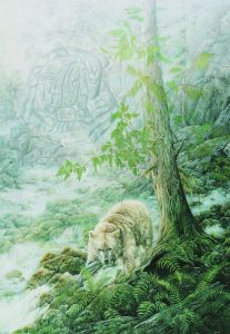 Judi Wild-Guardian Of The Spirit Bear
