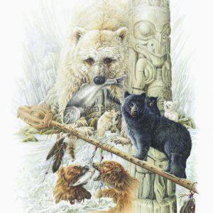 Judi Wild-Spirits Of The Bear