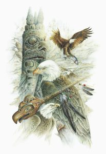 Judi Wild-Spirits Of The Eagle