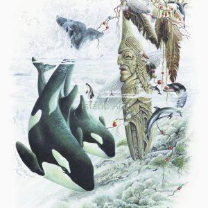 Judi Wild-Spirits Of The Whale