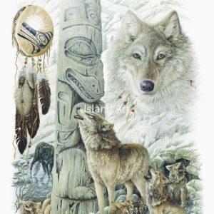 Judi Wild-Spirits Of The Wolf