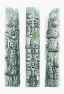 Judi Wild-Totems Of Ninstints