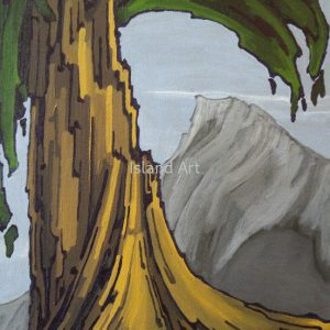 Lynne Huras-Tree And Rundle