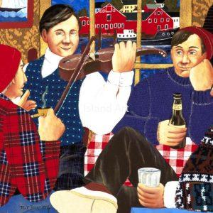 Madeleine Bellmond-Night in the Pub