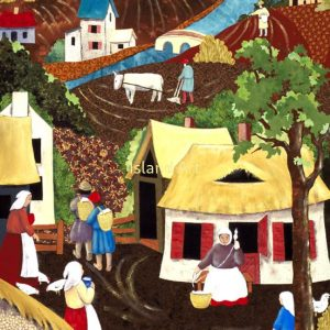 Madeleine Bellmond-Planting Time