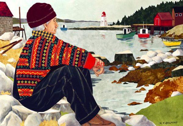 Madeleine Bellmond-Reflections