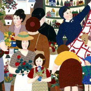 Madeleine Bellmond-Saturday Farmer's Market