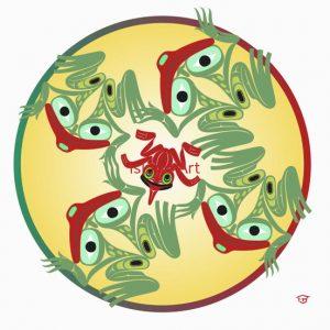 Mark Preston-Circles Of Frog