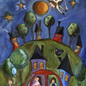 Shelly Atkinson-The Car Drive