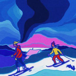 Ted Harrison-Ski Trail