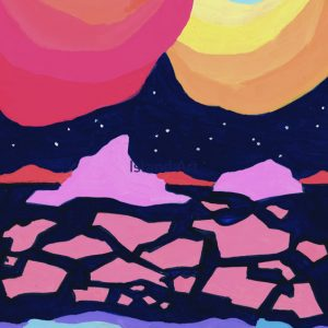 Ted Harrison-The Arctic