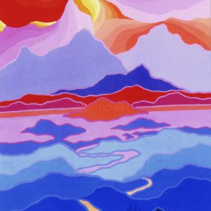 Ted Harrison-The Trans Canada Trail