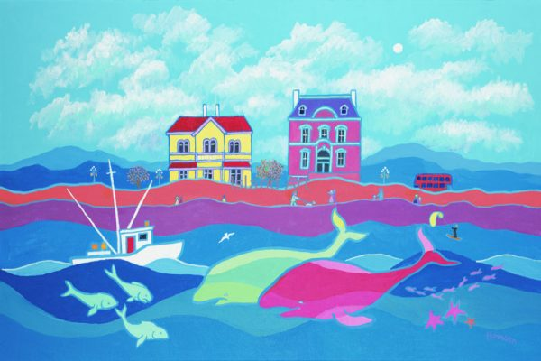 Ted Harrison-Victoria Visions
