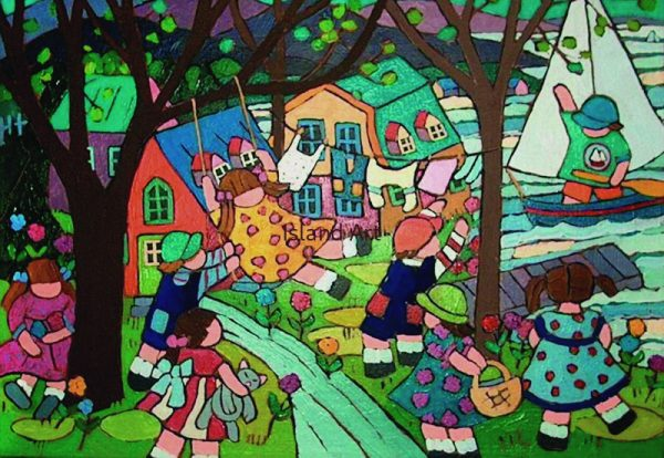 Terry Ananny-At The Cottage