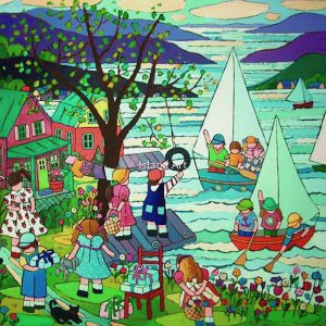 Terry Ananny-At The Lake