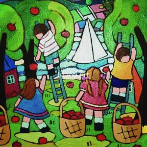 Terry Ananny-At The Orchard