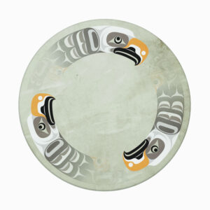 Andy Everson-Eagle Drum