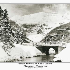 Bruno Engler Stone Bridge poster